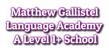 Matthew Gallistel Language Academy